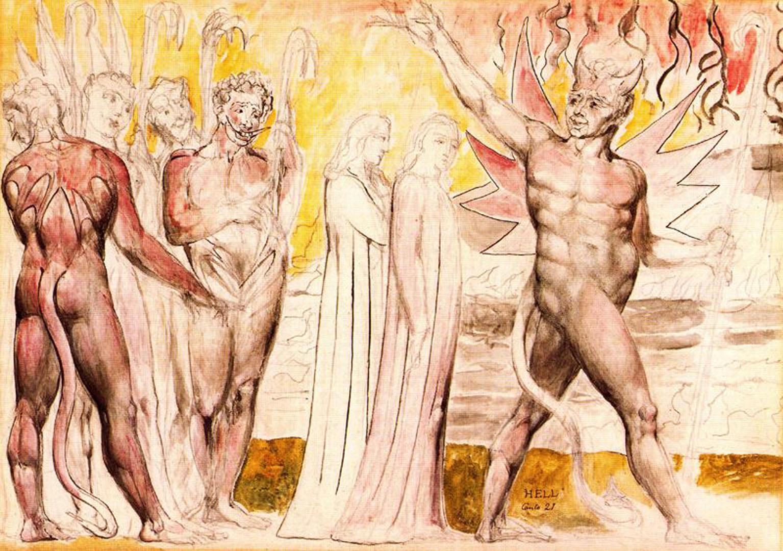 Dante e la tabula rasa
