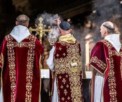 Liturgia, anticipo di Paradiso