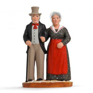 santon Il signor Jourdan e sua moglie Margarido